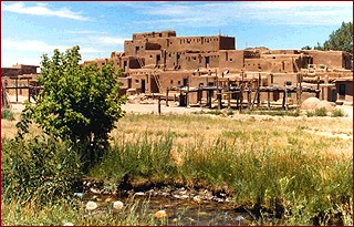 The Taos Pueblo is the most visited attraction in Northern New Mexico. Built over 1,100 years ago, the Taos, or Red Willow people still reside here.